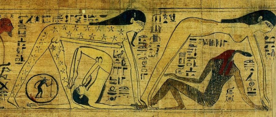 факты о сексе в Древнем Египте