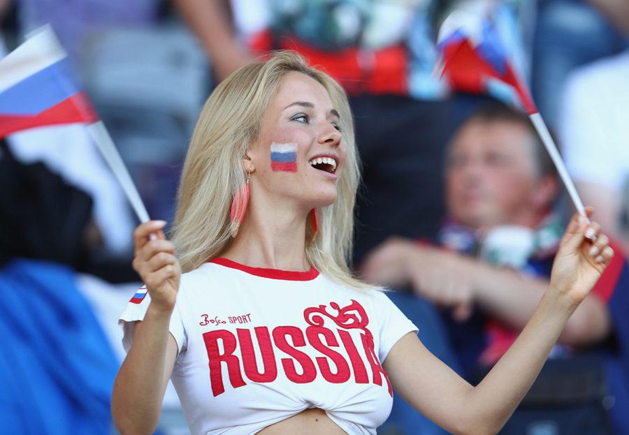 Красивые русская внешность