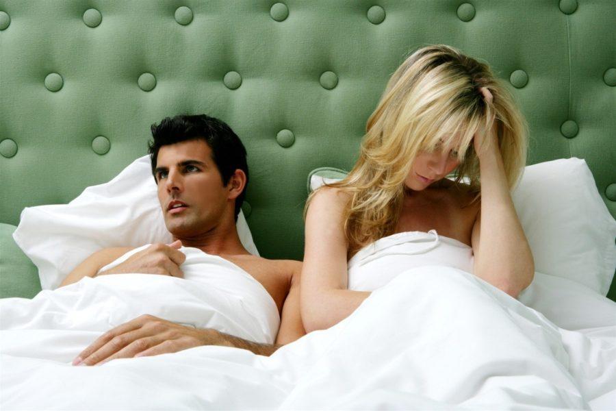 Проблемы интимной близости
