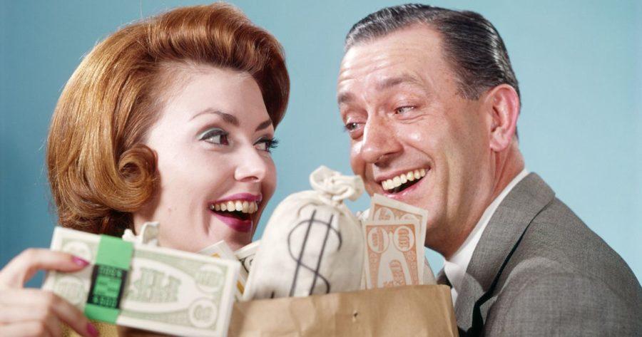 что делать если мужчина хочет дать денег
