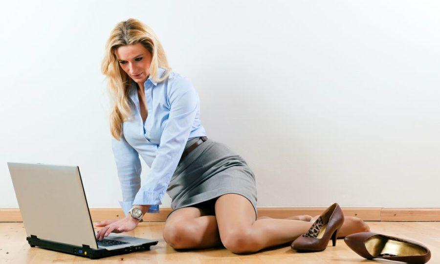 начать знакомство с женщиной в интернете