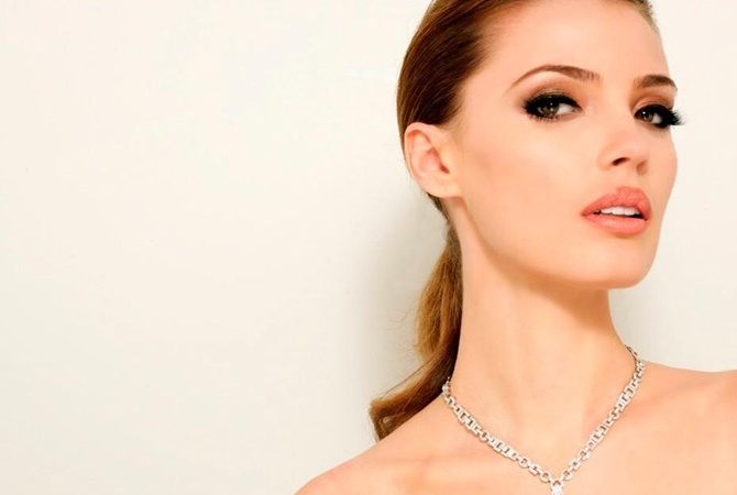 Александра Николаенко самая красивая украинка