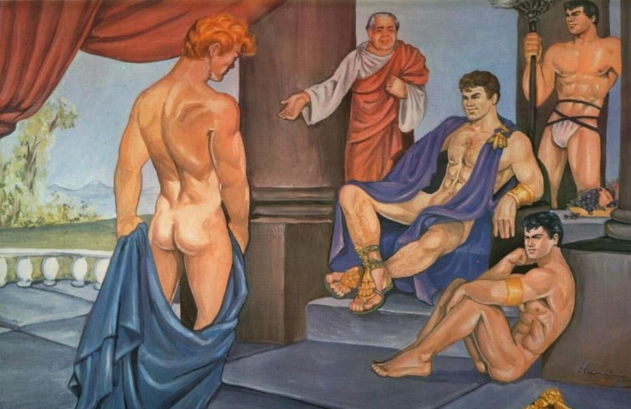 Секс в Древней Греции
