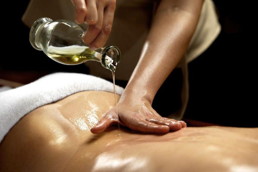 как делать интим массаж