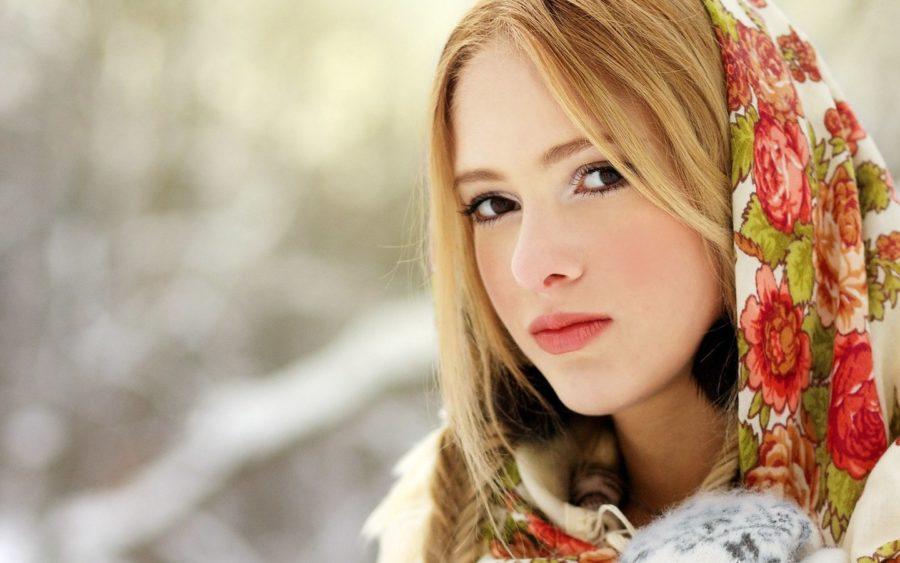 традиционные русские девушки