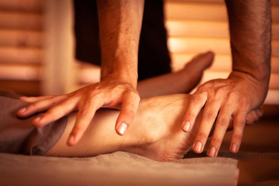 эротический массаж ступней