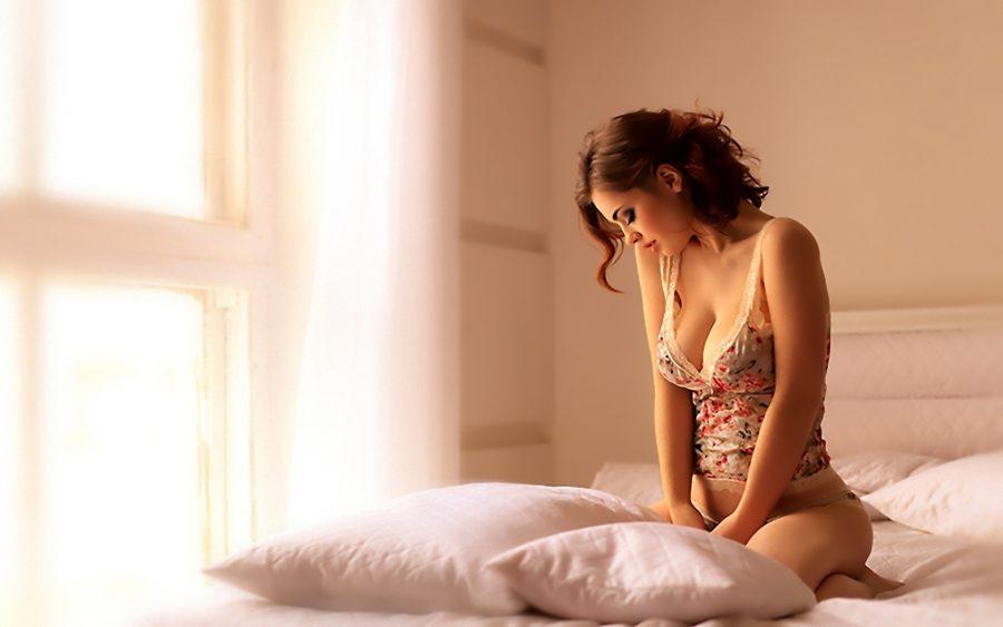 стимуляция женского либидо