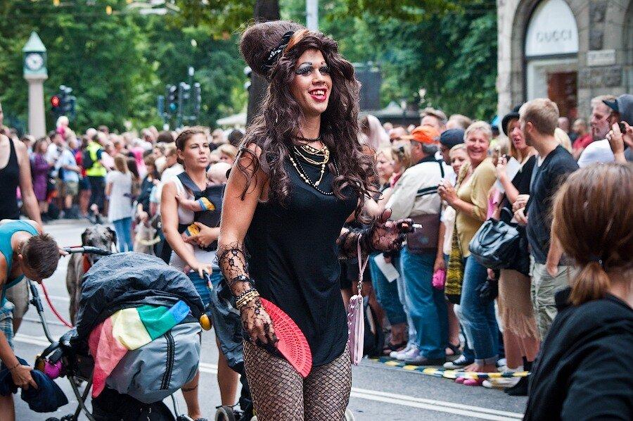 гей парад в швеции