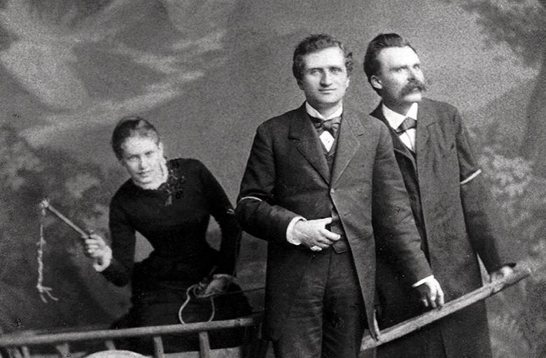 Ницше, Ре и Соломе