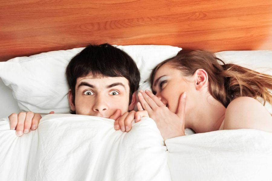 Разговоры во время полового акта