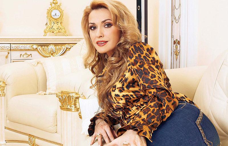 Ольга Сумская самая красивая украинка