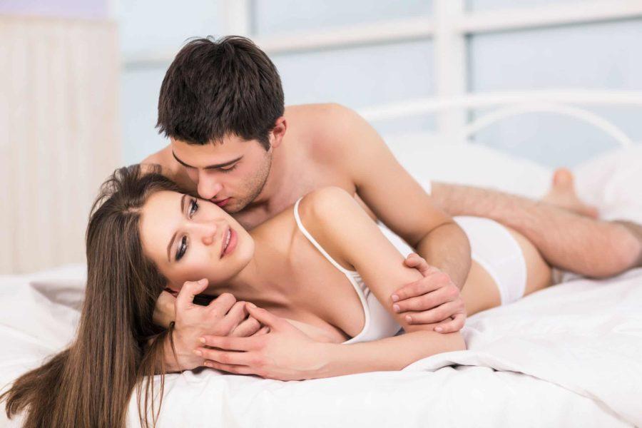 Как влиет секс на женский организм