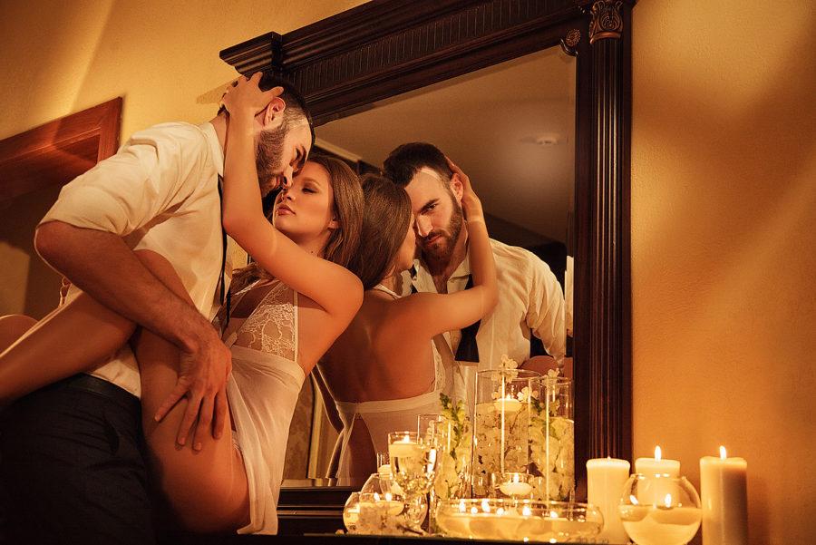 секс в ресторане
