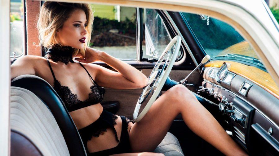 удивительные позы для секса в машине