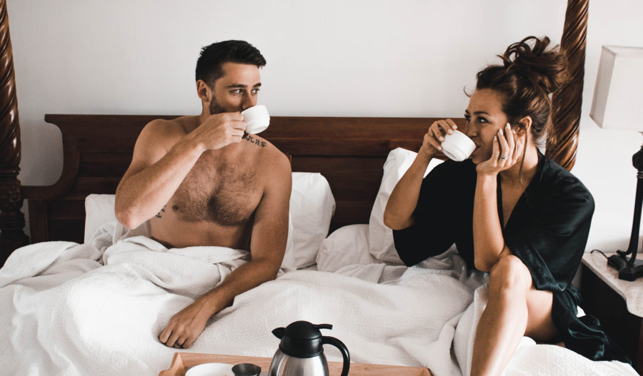 про интимные отношения с бывшей