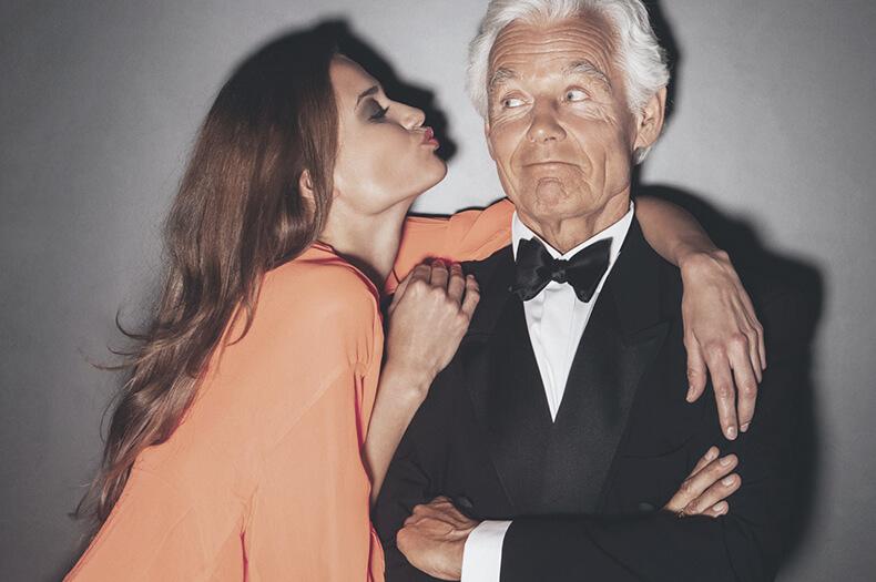 почему девушкам нравятся постарше