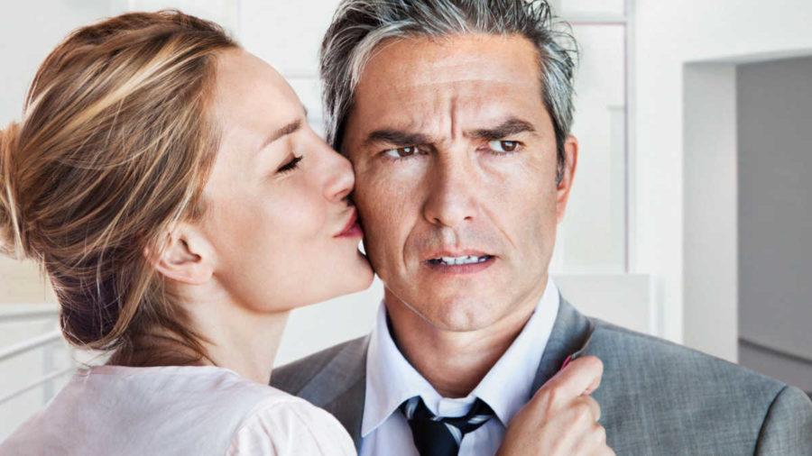 почему нравятся взрослые мужчины
