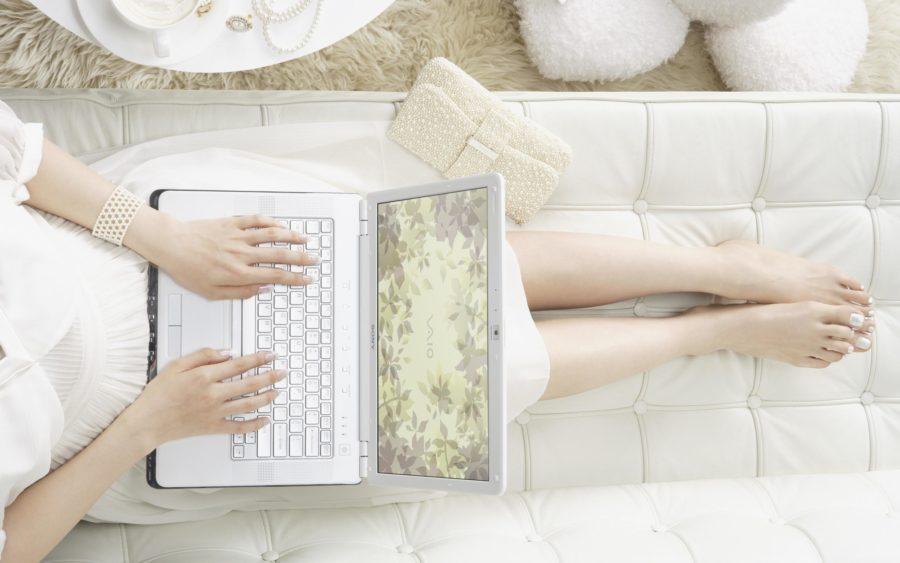 Как девушкам зарабатывать в интернете