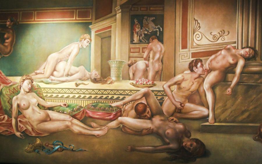 всё про секс в Древней Греции