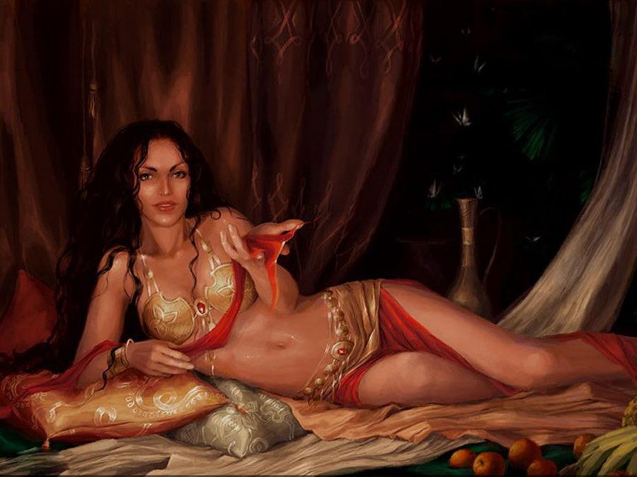 Богиня секса
