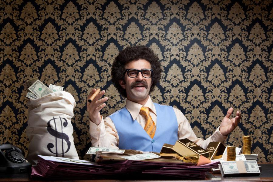 как правильно себя вести, если мужчина предлагает деньги