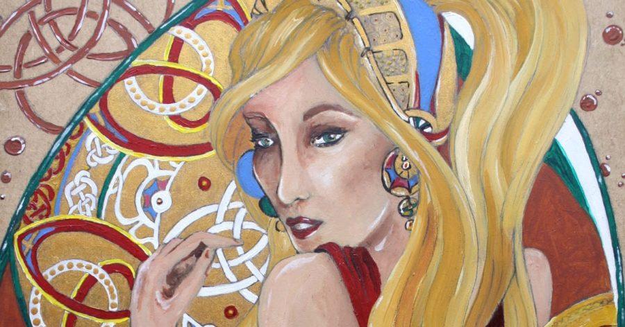 богиня секса Клиодна