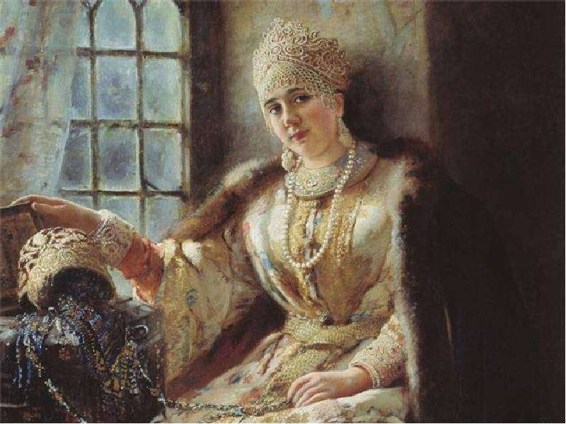 Анастасия Захарьина-Юрьева