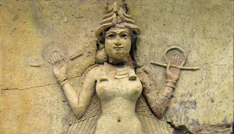 богиня секса Иштар