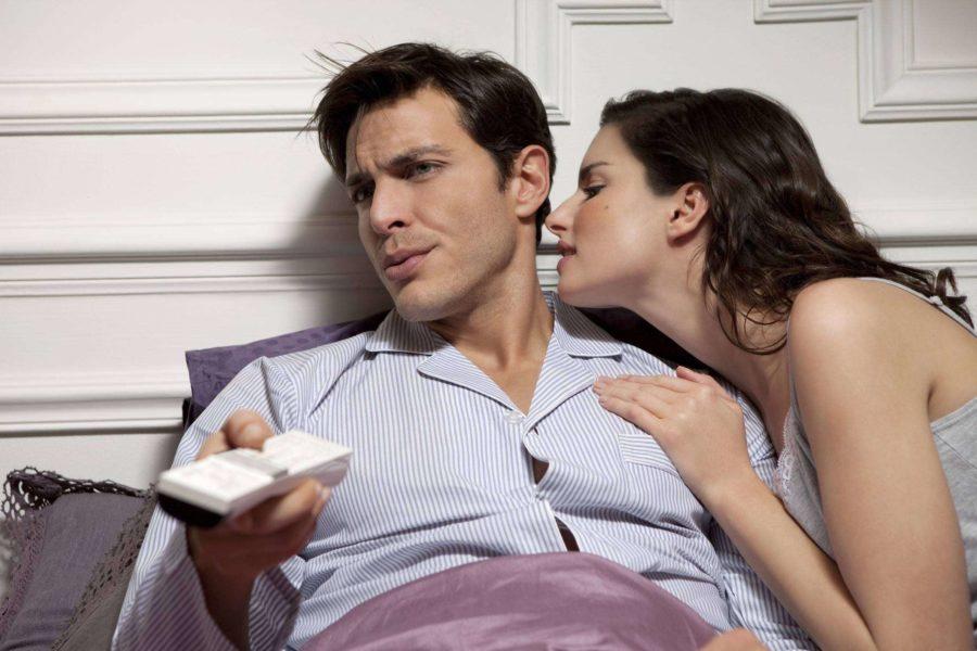 Мужчина теряет интерес к женщине