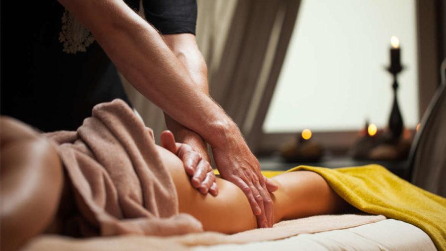 как делать эротический массаж