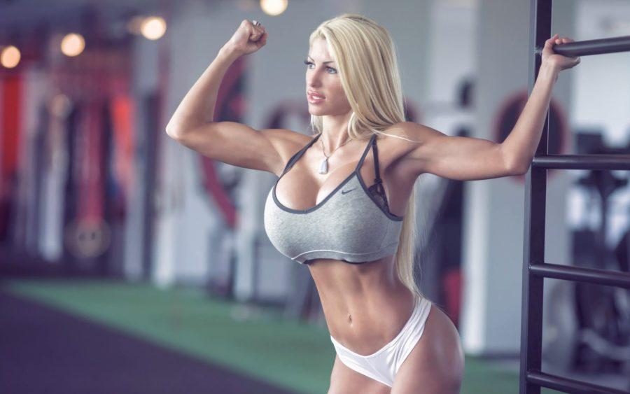что такое фитнес бикини