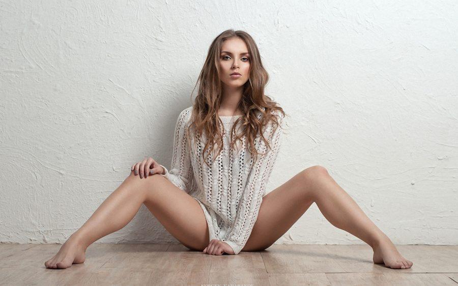 раздвинутые ноги