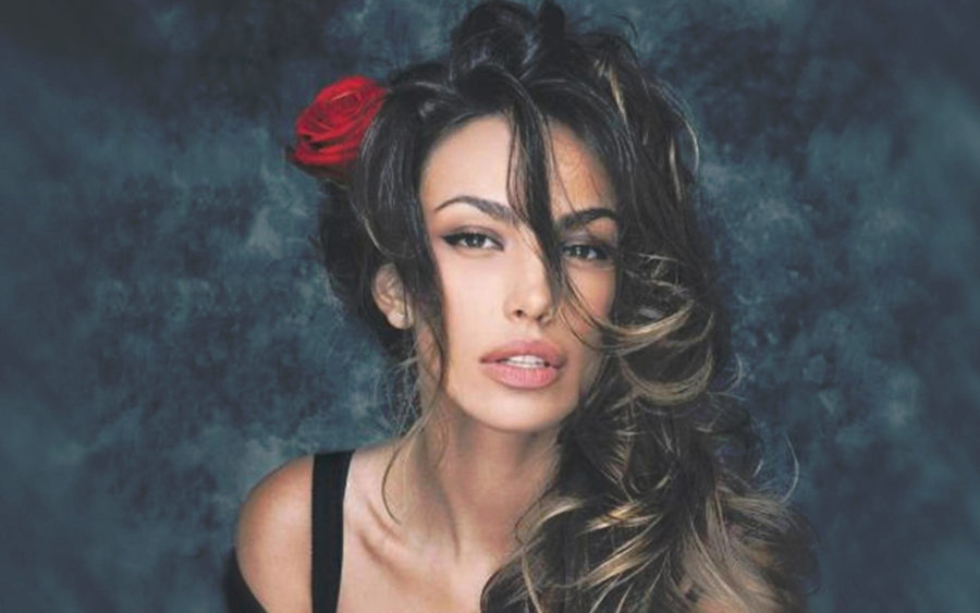 Красивая Итальянка