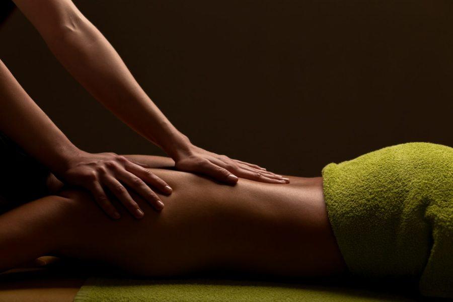 как принести наслаждение массажем