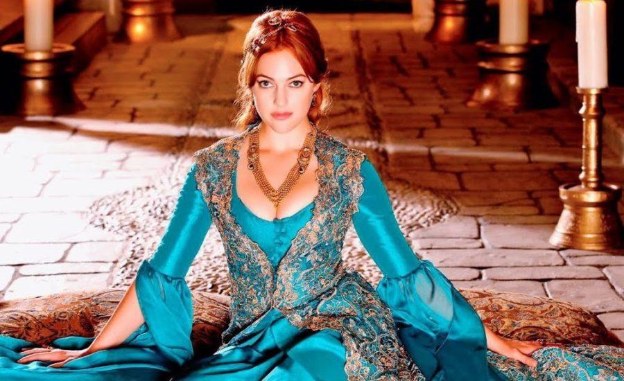 Хюррем жена султана Сулеймана