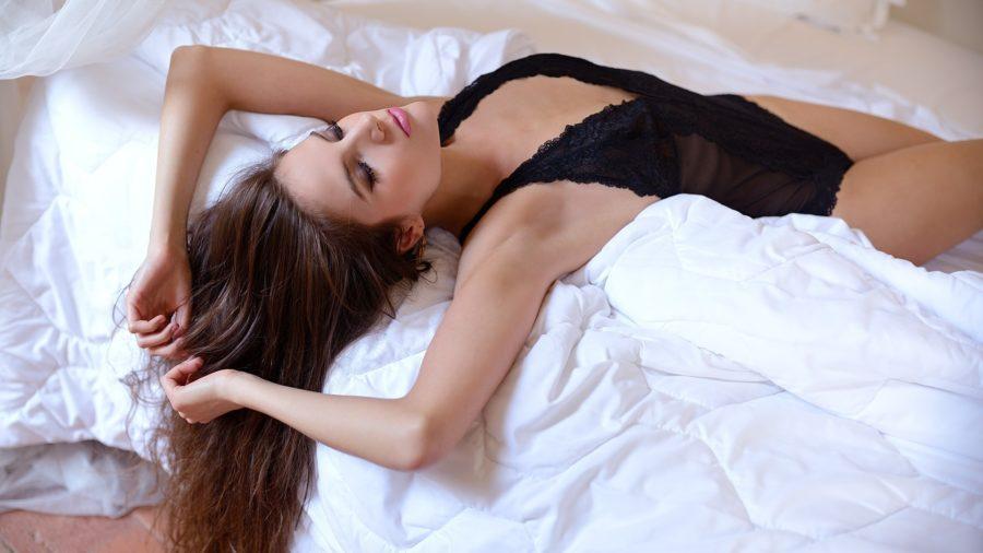 удовлетворить женщину в постели