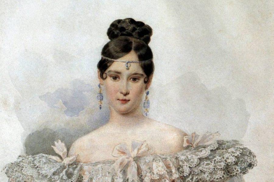 Наталья Пушкина (Гончарова)