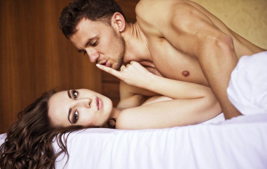 о чем молчать во время секса