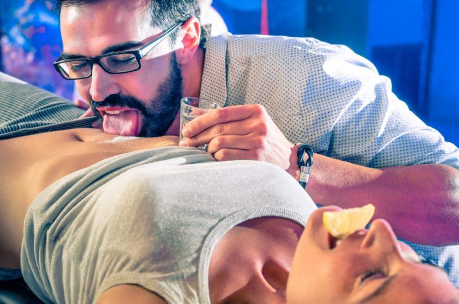 Сексуальные эксперименты