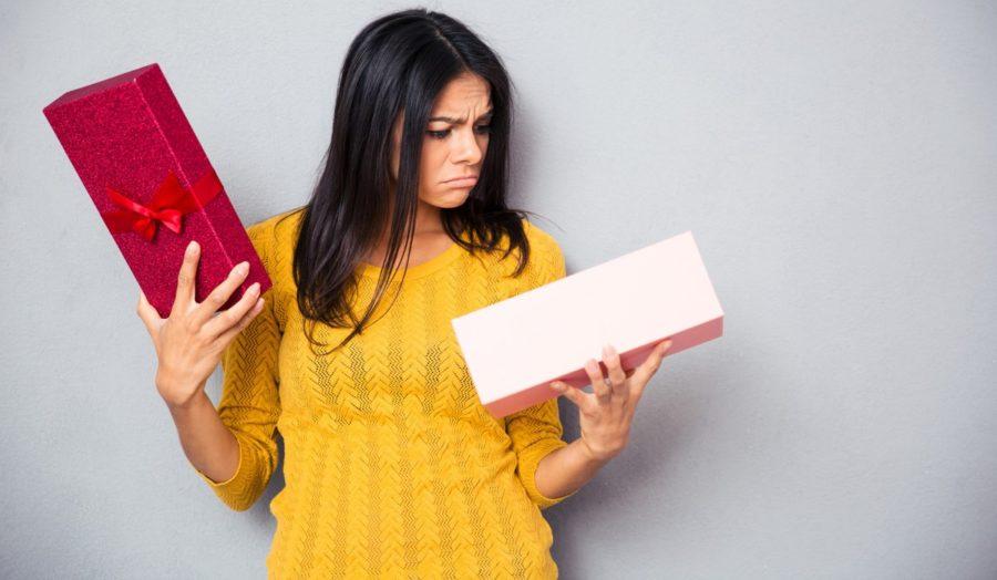 мужчина не дарит подарки что делать