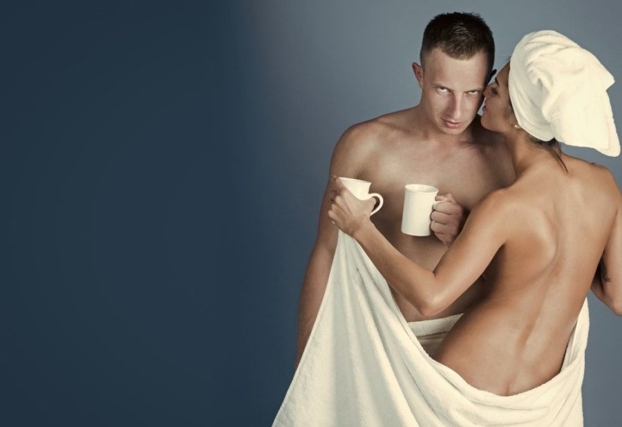 позы для пар в постели