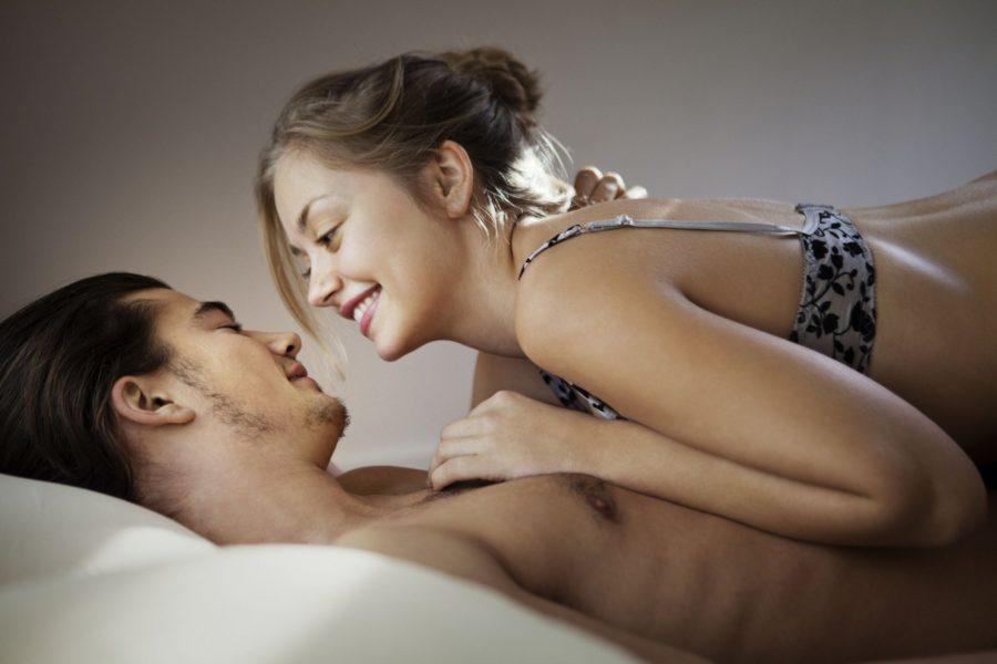 интим массаж перед сексом
