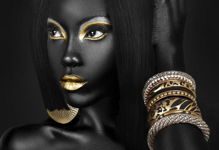 Девушки Африки
