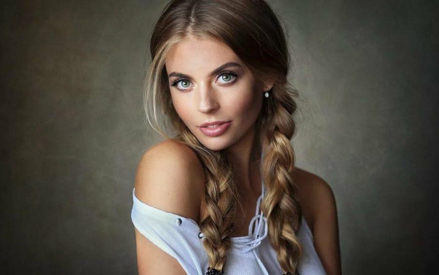 самая красивая украинка
