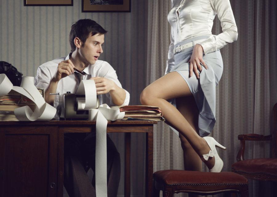 флиртовать с женатым