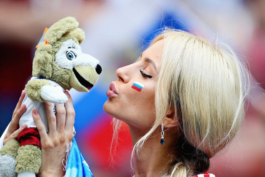 Самые красивые россиянки
