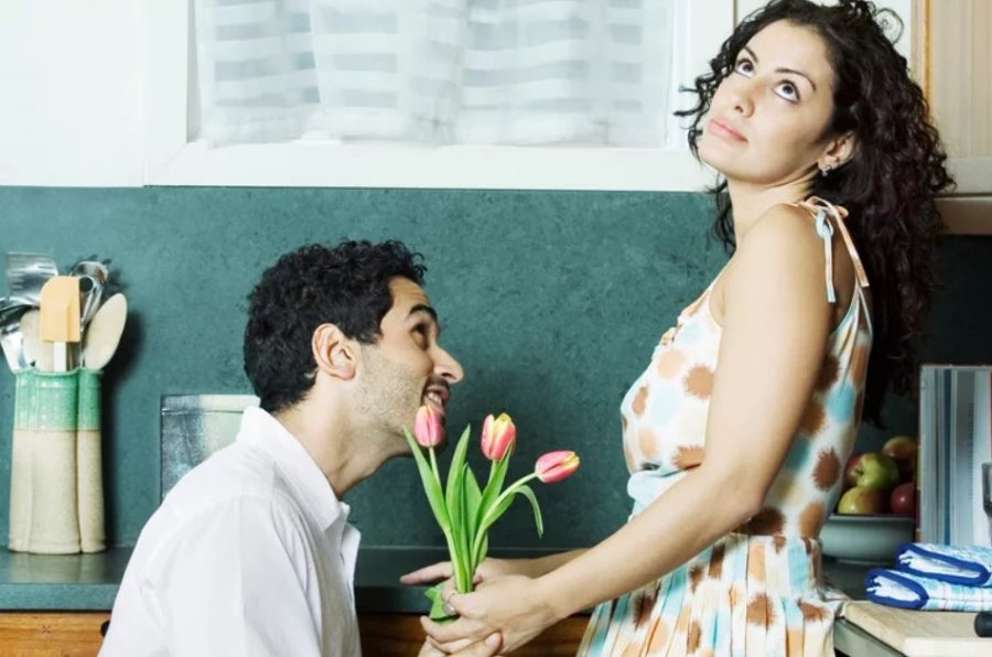 Как мужчине вести себя после ссоры