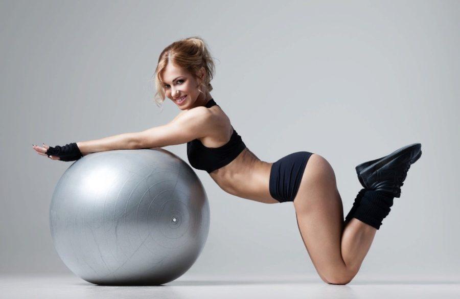 Как использовать гимнастический мяч для секса