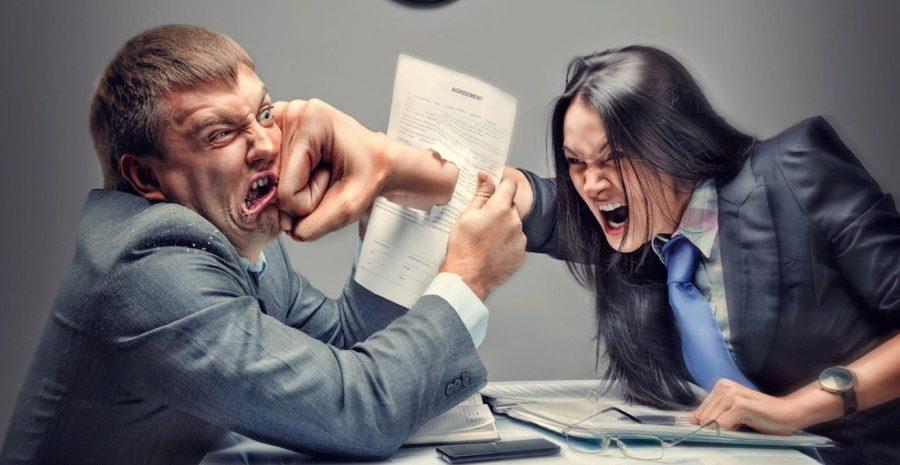 Как женщине вести себя после ссоры