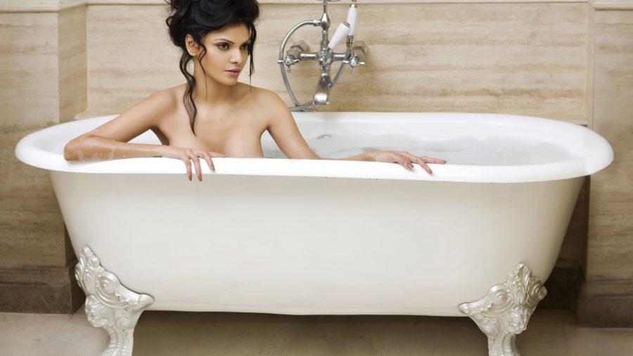 Как заниматься сексом в ванной